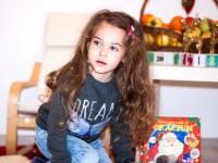 La 4 ani a fost diagnosticata cu neofroblastom de gradul V. Pana acum s-au strans 80.000 EURO din cei 150.000 necesari