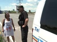 Prostituata din Buzau care a strans amenzi de 34.000 de euro n-are niciun bun pe numele ei.