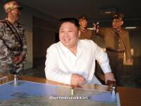 Reactia lui Kim Jong Un dupa testul efectuat de SUA: Suntem pregatiti sa tragem rachete intercontinentale de oriunde, oricand