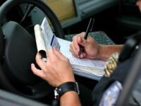 Șoferul unei ambulanțe, amendat de un agent de circulație. Paramedicii erau în intervenție