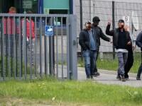 150 de refugiați africani au reușit să pună poliția germană pe fugă