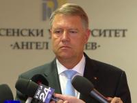 """Președintele Iohannis, despre mutarea Ambasadei României din Israel: """"Greșeala a fost făcută și trebuie să o reparăm"""""""