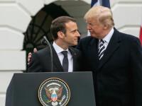 Trump, Macron și Trudeau s-au certat pe Twitter. Președintele SUA s-a supărat și pleacă de la G7