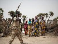 Peste 1.000 de ostatici, salvaţi din mâinile Boko Haram. Ce au fost puşi să facă