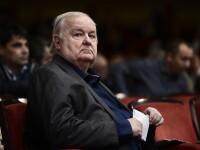 Cristian Țopescu a murit la 81 de ani. Fostul comentator sportiv era internat la Elias
