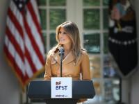 Prima doamnă a Americii, vizată din nou de acuzații de plagiat