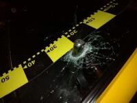Ce era cilindrul misterios care a lovit o maşină în Craiova. A venit tocmai din Polonia