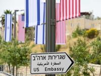 România și alte 2 state UE au blocat o declaraţie UE referitoare la mutarea ambasadei SUA la Ierusalim