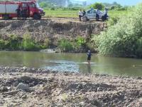 Descoperire sinistră în Bistriţa-Năsăud. Cadavrul unui bărbat, găsit în râul Şieu