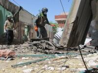 Cel puțin 4 morți și 20 de răniți, în urma unui atac asupra unei clădiri oficiale din Afganistan