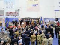 Marii producători de armament, la cel mai mare târg de tehnică militară, în Bucureşti