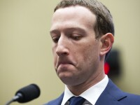 Mark Zuckerberg și-a cerut scuze din nou. Șeful Facebook a fost audiat în Parlamentul European