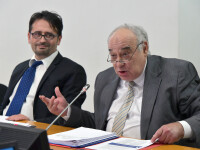 """Ion Ghizdeanu și """"eroarea"""" cu Pilonull II de pensii: s-a enervat și a închis telefonul când a fost întrebat cum și-o asumă"""