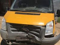 Un microbuz cu elevi din Vaslui s-a ciocnit cu maşina directoarei şcolii. Patru copii, răniți ușor