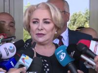 """Dăncilă i-a dat replica lui Iohannis: """"În mod sigur există salarii pentru pensii și salarii"""""""