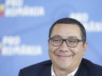 4 parlamentari PSD au demisionat din partid pentru a se alătura partidului lui Ponta