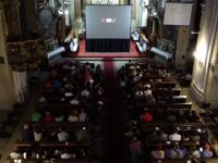 """TIFF 2018. Filmul mut """"Fantoma de la Operă"""", proiectat într-o biserică veche de peste 300 de ani"""