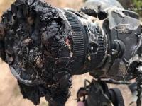 O cameră video a NASA și-a filmat propria dezintegrare. Cum au fost recuperate imaginile