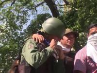 Mai mulți comandanți au trecut de partea lui Juan Guaido. Reacția cetățenilor