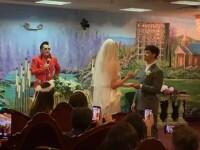 """Sansa din """"Game of Thrones"""" s-a căsătorit în secret, în Las Vegas. A dat-o de gol un DJ. FOTO"""