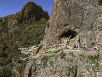 Descoperire misterioasă în Tibet. Ce \