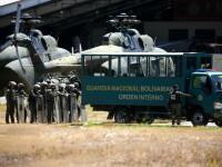 Un elicopter cu militari s-a prăbușit, în Venezuela. Reacția lui Maduro