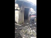 A dat foc unei butelii, iar explozia provocată i-a fost fatală. Ce plan ar fi avut bărbatul