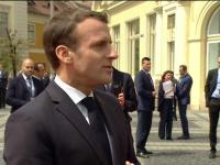 Macron, mesaj puternic la Sibiu despre schimbările climatice. Cere taxarea emisiilor de CO2