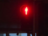 Bătrân călcat când traversa pe roşu, în Capitală.