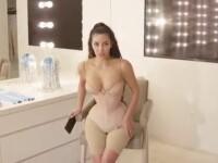 Kim Kardashian și-a deformat corpul din cauza unui articol vestimentar