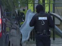 Ce a făcut un traficant de droguri din Iași când s-a trezit cu mascații la ușă