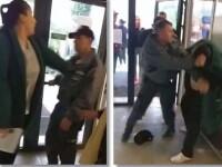 Bătaie între o infirmieră şi un paznic, în Spitalul Judeţean Timişoara. VIDEO