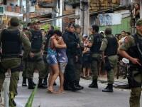 Masacru într-un bar din Brazilia. 11 oameni, executaţi în stil mafiot
