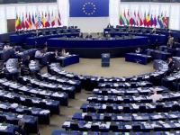 Parlamentul European îşi alege azi preşedintele. Cei patru candidaţi în competiţie