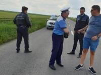 Trei biciclişti loviţi de maşini în jumătate de oră în Arad. Unul a fost decapitat