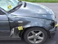 Doi bicicliști au fost loviți de un șofer băut, în Arad. Unul din ei a murit