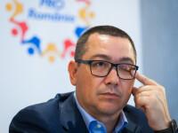 """Victor Ponta, despre o posibilă alianță cu Băsescu: """"Mai bine cu Viorel și Vulpița"""""""