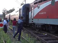 Tren de persoane deraiat pe ruta Arad - Simeria. E al treilea incident în zonă, în 2019