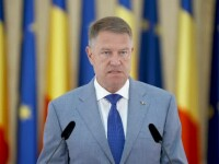 """Iohannis: """"Românii au dat o lecţie dură populismului, demagogiei și discursului antieuropean"""""""