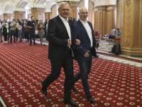 Liviu Dragnea a anunțat cum se va numi partidul pe care l-a înființat alături de Codrin Ștefănescu
