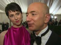 Cel mai scump divorț din lume, finalizat. Cât va câștiga fosta soție a lui Jeff Bezos