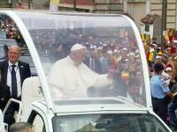 """Confesiunile credincioșilor, după întâlnirea cu Papa: """"Am văzut simbolul Duhului Sfânt"""