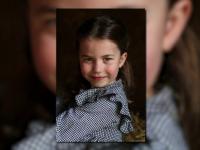 Prințesa Charlotte, fetița prințului William și a ducesei de Cambridge, împlinește cinci ani