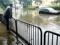 Instabilitatea va continua zilele acestea. Mai multe regiuni, lovite de vijelii și inundații