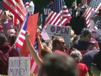 Coronavirus SUA, LIVE UPDATE 4 mai. Americanii protestează din cauza restricțiilor