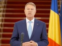 Klaus Iohannis: Starea de urgență nu va fi prelungită. Din 15 mai vom intra în stare de alertă