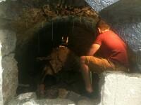 Descoperirea surprinzătoare făcută de un bărbat care își renova casa, plictisit de izolare