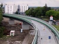 Cum arată linia de cale ferată dintre aeroport şi Gara de Nord. Ministrul Transporturilor, despre stadiul lucrărilor