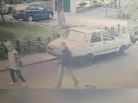 Bărbatul care a atacat cu bestialitate o bătrână din Piatra Neamț, reținut de poliție