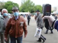 Coronavirus, pe județe. Numărul cazurilor a explodat în București